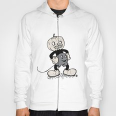 Mickey Pumpkin (desaturated) Hoody