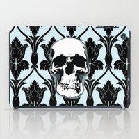 Skull Print iPad Case