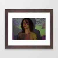 Jordan Koppens No. 1 Framed Art Print