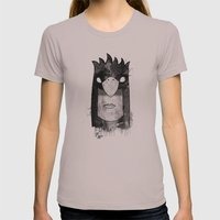 Bird Head Womens Fitted Tee Cinder SMALL