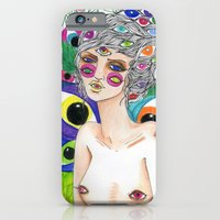 She Sees In All Directio… iPhone 6 Slim Case