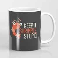 The Prawn Principle Mug