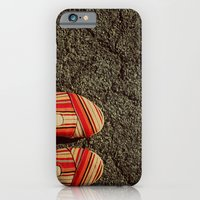 Shoes On Cement iPhone 6 Slim Case