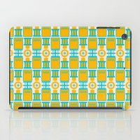 Summer geometry iPad Case