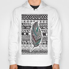 Aztec Feather. Hoody