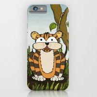 Erin's Jungle Tiger iPhone 6 Slim Case