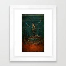 Crooked Creek #1 Framed Art Print