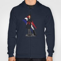Come fly with me, let's fly, let's fly away - France Hoody