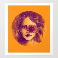 AMAR-ELO Art Print