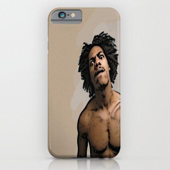 Mean Mug iPhone & iPod Case