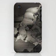 iPhone & iPod Case featuring Statue équestre De Jose… by Sébastien BOUVIER