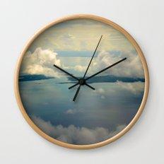 When I Had Wings III Wall Clock