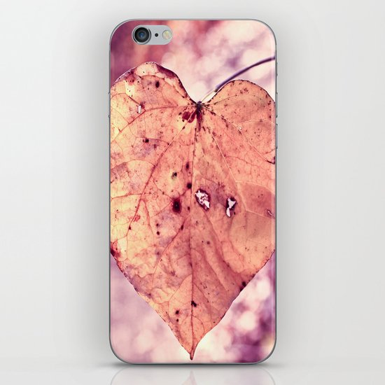 You've Got My Heart On A String iPhone & iPod Skin