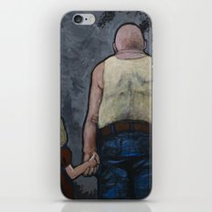 A Walk in the Woods iPhone & iPod Skin