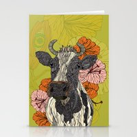 Moooo Stationery Cards