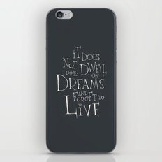 Harry Potter - Albus Dum… iPhone & iPod Skin
