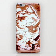 Cabsink16DesignerPattern… iPhone & iPod Skin