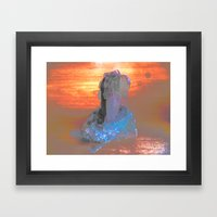 M53j4c Framed Art Print