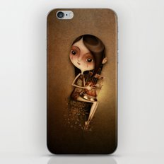 Gold Cage iPhone & iPod Skin