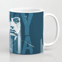 Rocky Balboa Minimal Vec… Mug