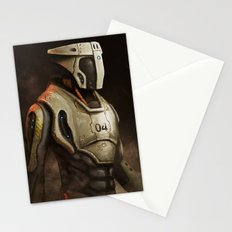 Sergeant Stationery Cards