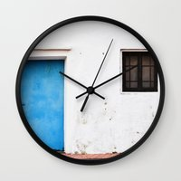 La Cuesta Wall Clock