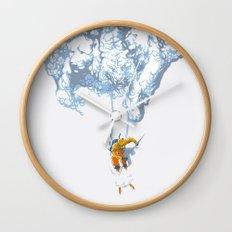Avalanche Wall Clock