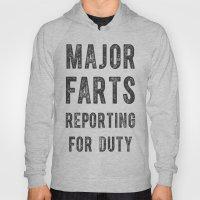 Major Farts Hoody