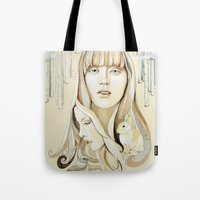 A Familiar Journey Tote Bag