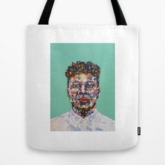 Mick Jenkins Tote Bag