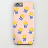 Floral Fries iPhone 6 Slim Case