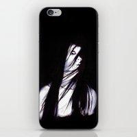 JU-ON iPhone & iPod Skin
