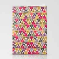 Heart Stack Stationery Cards