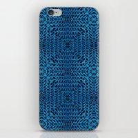 Knit Reflection iPhone & iPod Skin