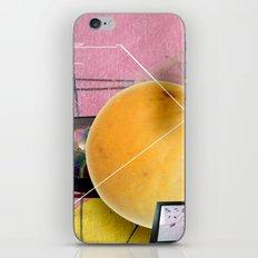 Sictoribos iPhone & iPod Skin