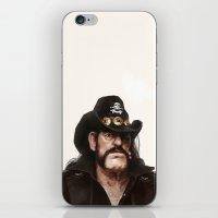Lemmy iPhone & iPod Skin