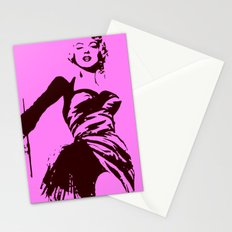 Marylin Monroe Stationery Cards
