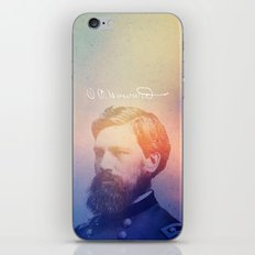 Howard. 1830-1909. iPhone & iPod Skin