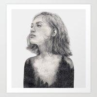I See The Universe Insid… Art Print