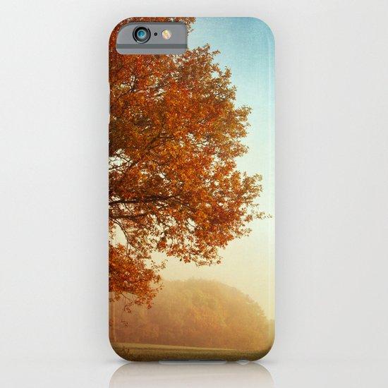 Fall symphony iPhone & iPod Case