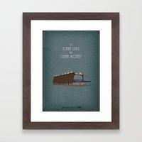 Breaking Bad - Open House Framed Art Print