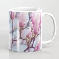 Magnolia Blossom Mug