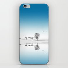 Blue Season iPhone & iPod Skin