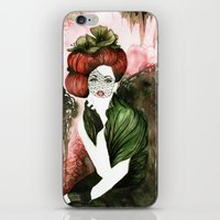 Madame iPhone & iPod Skin
