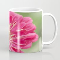 Zinnia & the Ladybug Mug