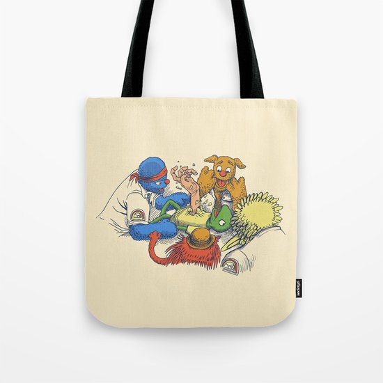 Open Sesame Tote Bag