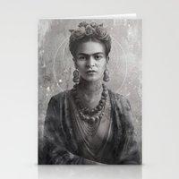 Frida Ink Stationery Cards