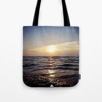 Sunset Glory Tote Bag