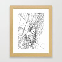 I'm Yours Framed Art Print