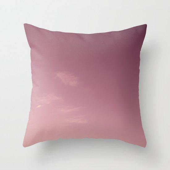 Sky #1 Throw Pillow